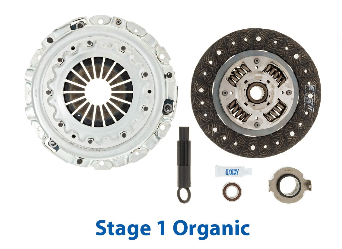 EXEDY STAGE 1 CLUTCH KIT: CIVIC TYPE-R 17-20