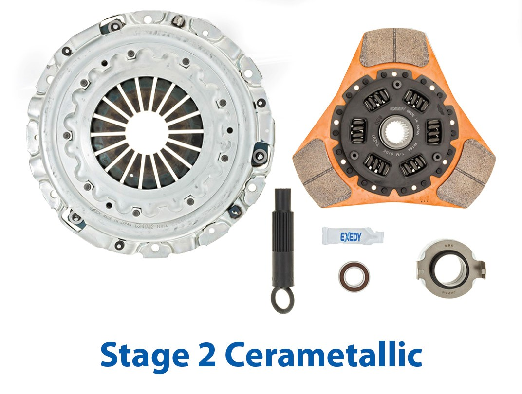 EXEDY STAGE 2 CLUTCH KIT: CIVIC TYPE-R 17-20