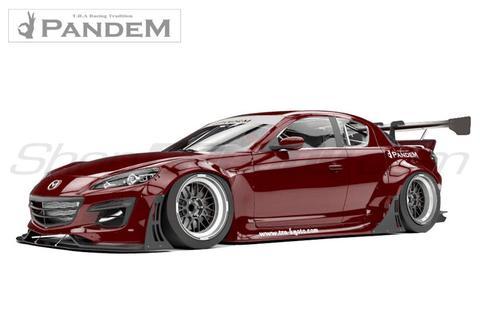 PANDEM RX8 FULL KIT NO GT WING - optionsauto com