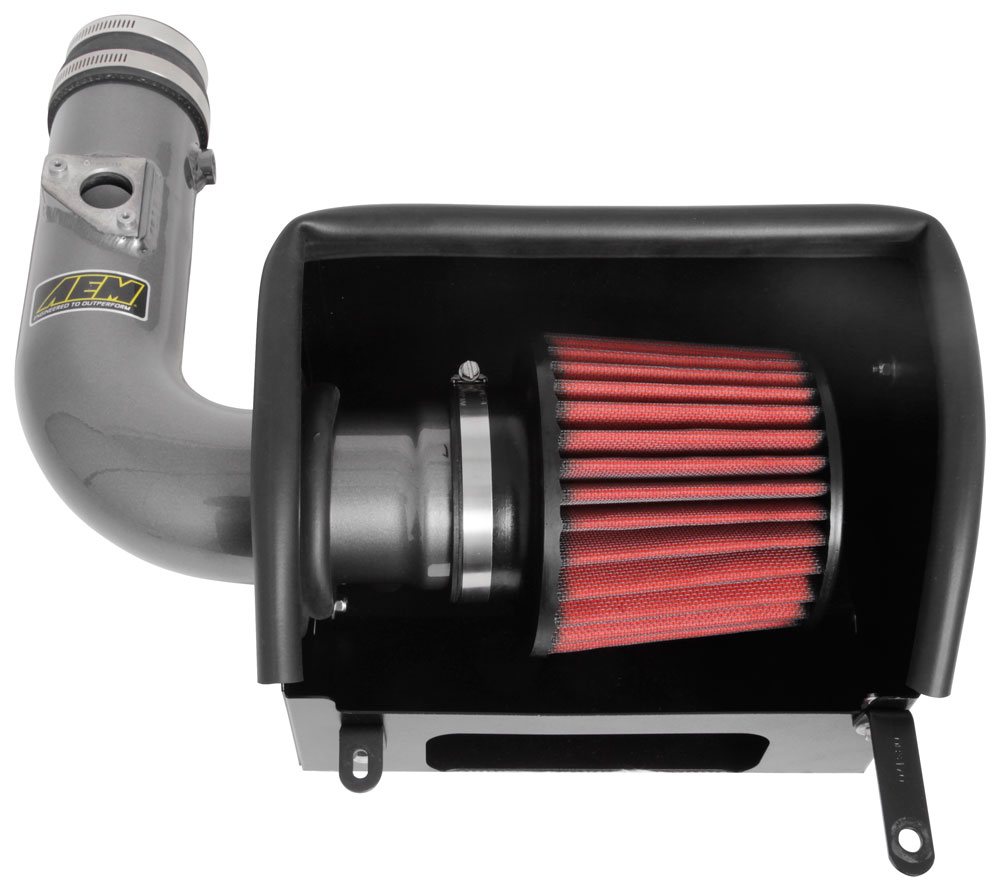 AEM COLD AIR INTAKE: FOCUS RS 2.3L 16-18
