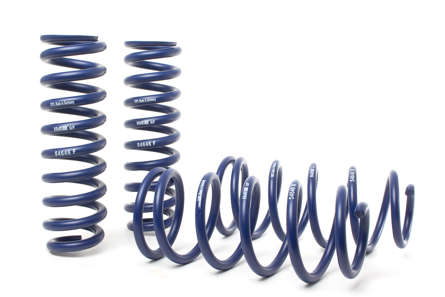 H&R RAISING SPRINGS: 4RUNNER 09-19