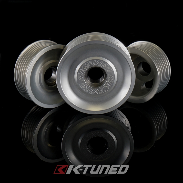 K-TUNED PULLEY REPLACEMENT: EP3 K20 or K24 - optionsauto com