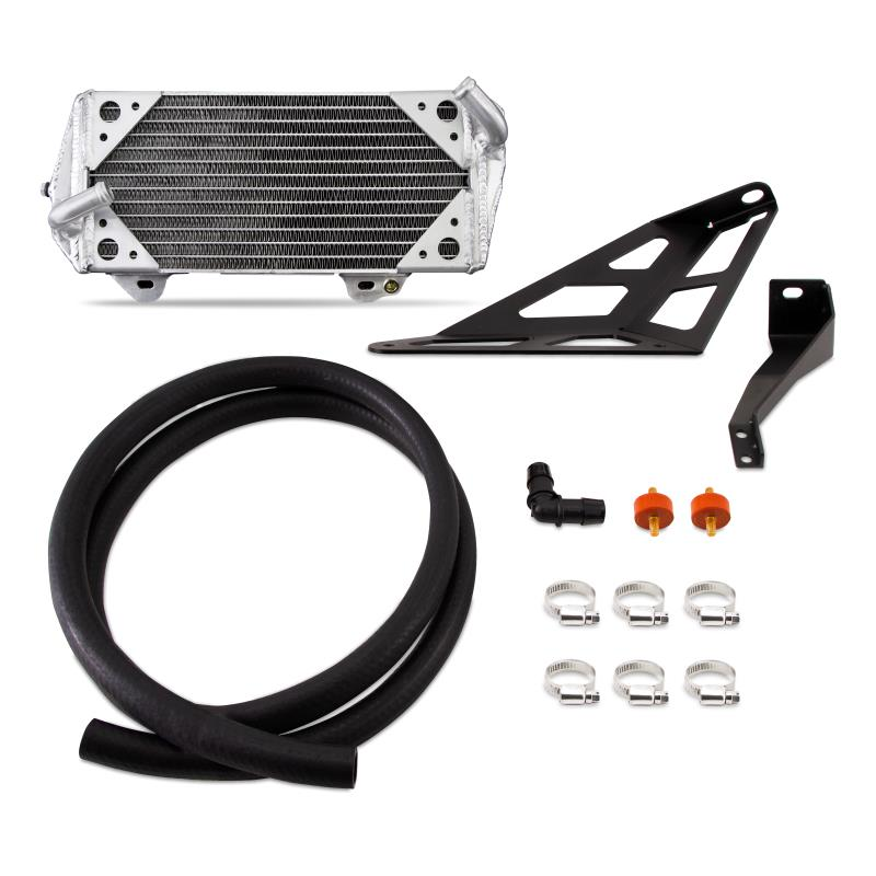 MISHIMOTO ALUMINUM RADIATOR: CIVIC TYPE R 17-18