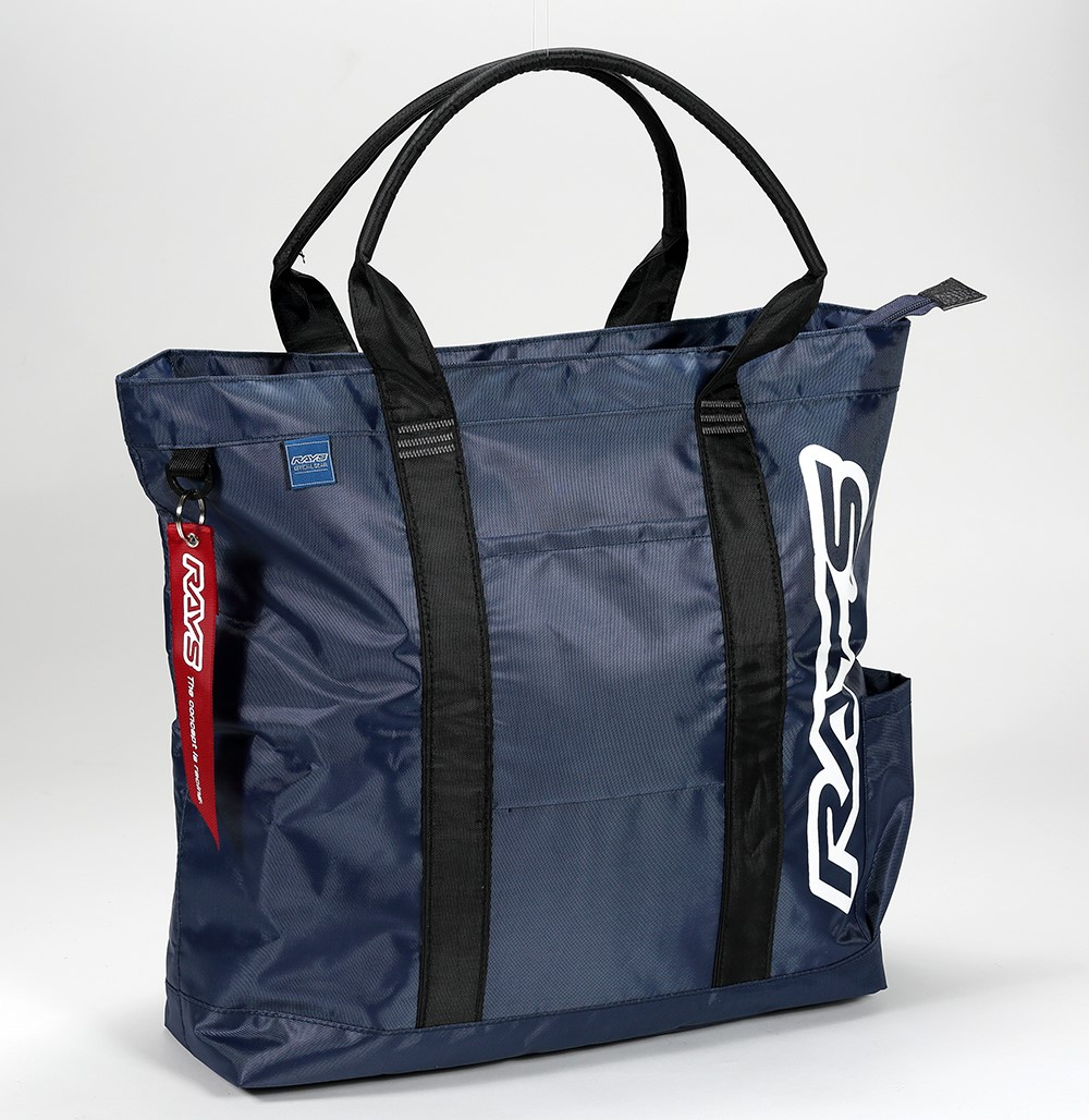 RAYS TOTE BAG: NAVY 2020